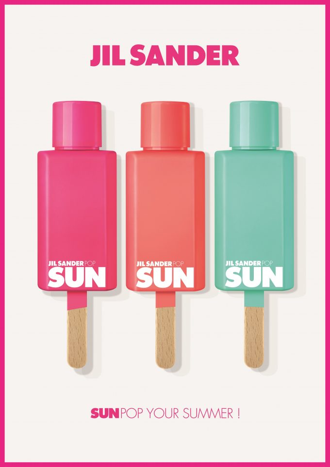 Pop your summer with JIL SANDER SUN POP, the new limited edition
