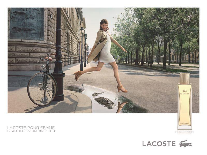 50c7251f02 Reinventing an Icon: Lacoste reveals Eau de Parfum Légère - Duty ...