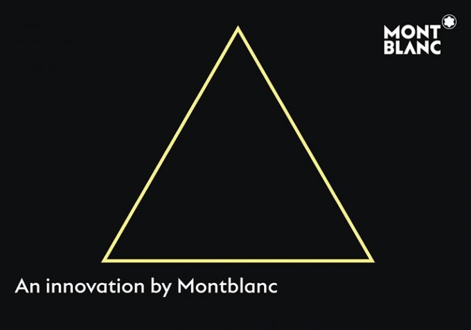 Montblanc teases imminent new innovation launch