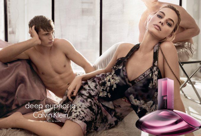 Calvin Klein unveils seductive new Deep Euphoria fragrance