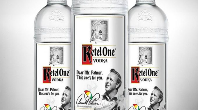 Ketel One honours 'the King' with Arnold Palmer Collector's Edition