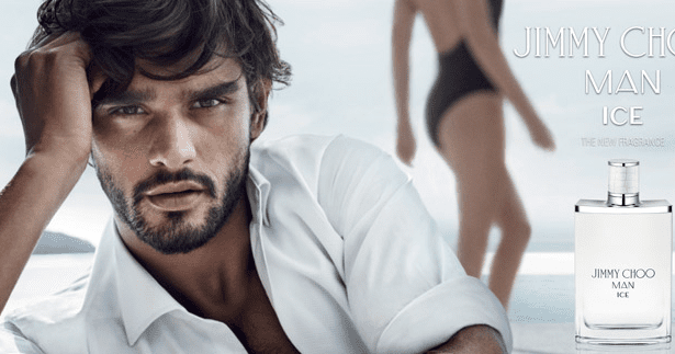 Jimmy Choo chills with new Man Ice fragrance
