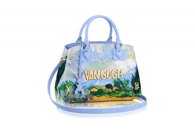 Louis Vuitton reveals Masters collaboration with Jeff Koons