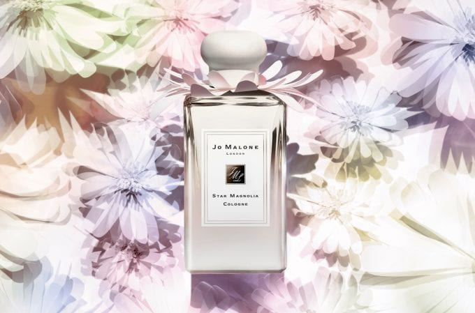 Jo Malone debuts Star Magnolia Cologne and hair mist