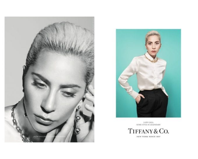 Tiffany & Co. introduces Lady Gaga HardWear campaign