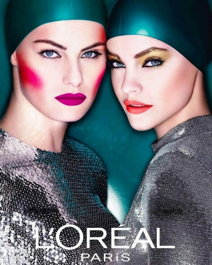 Stir it up with L'Oreal's new Infallible Paints makeup collection