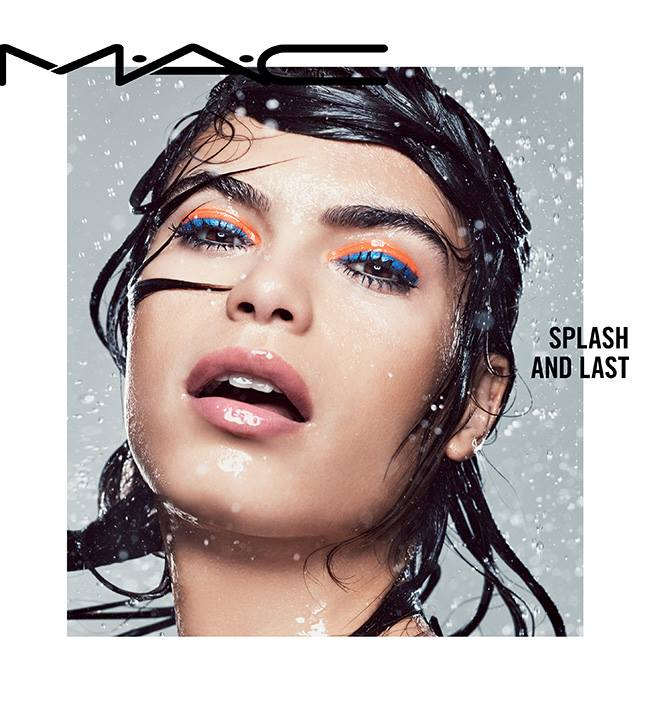 MAC launches Splash and Last waterproof make-up collection