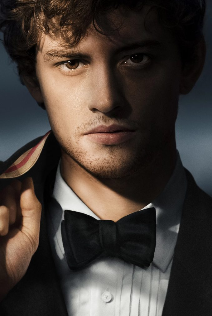 Burberry launches Mr. Burberry Eau de Parfum with Josh Whitehouse as its face