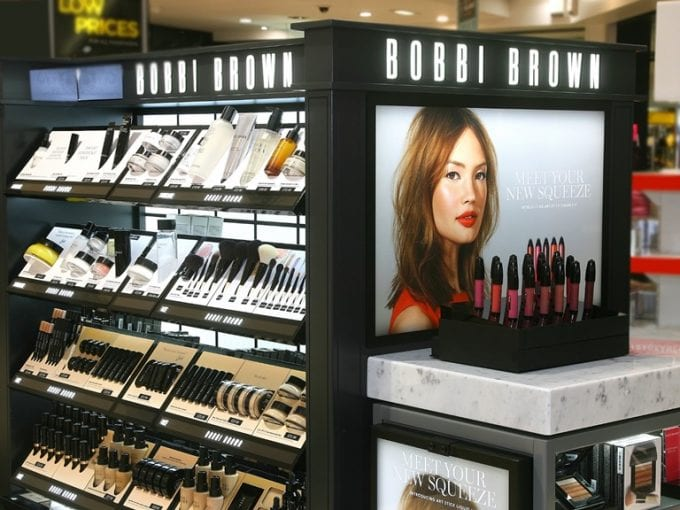 Bobbi Brown lands at Belfast International