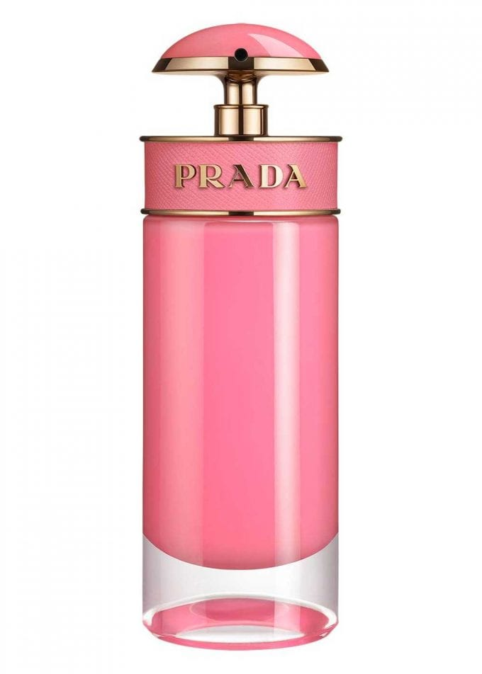 Sweet! Prada unveils Candy Gloss fragrance