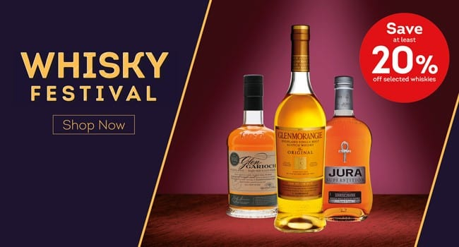 Celebrate Whisky at the World Duty Free Whisky Festival