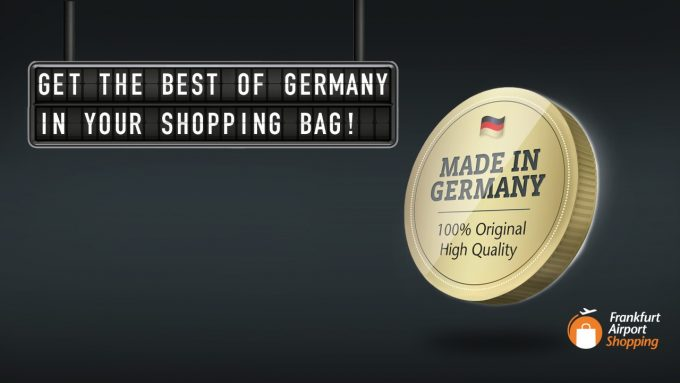 """Frankfurt Airport engages global shoppers with """"Made in Germany"""" campaign"""