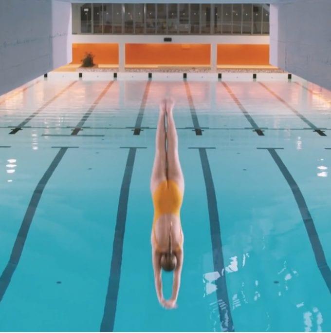 Hermes high-dives into Summer