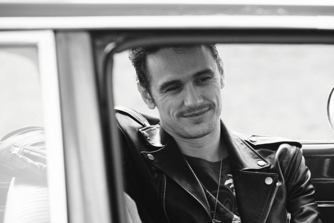 Coach names James Franco as the face of Coach For Men