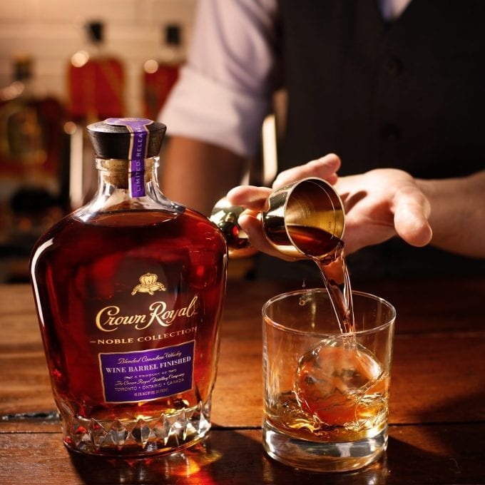 Crown Royal launches Wine Barrel Finished – the second Noble Collection expression