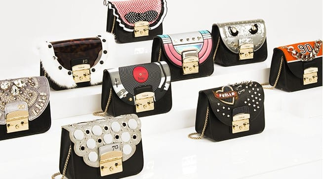 Furla celebrates with Bubble of Time collection