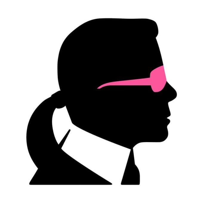 Karl Lagerfeld + ModelCo limited edition cosmetics coming in early 2018