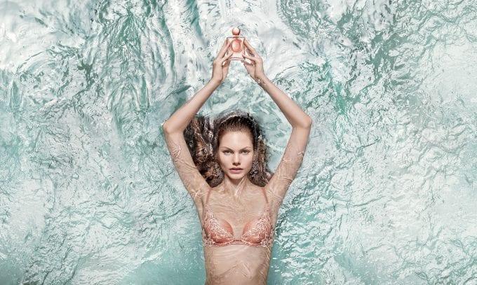 The essence of a power only she possesses: La Perla Unveils La Mia Perla scent – update