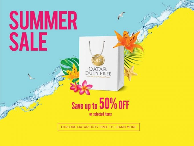 Deals in Doha: Qatar Duty Free starts Summer Sale season