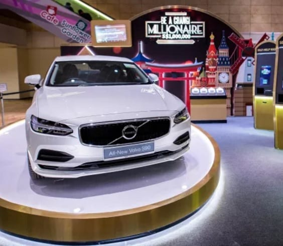 Changi Airport revs up 'Be a Changi Millionaire' shopping promotion with new car prize