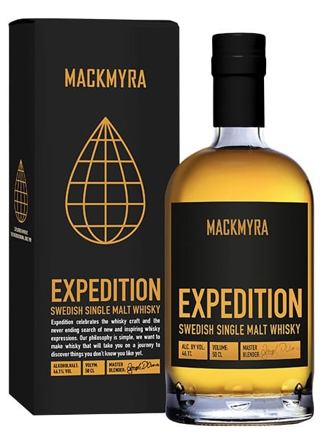 Swedish whisky Mackmyra releases duty-free exclusive malt