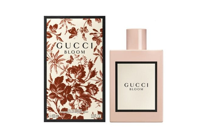 Gucci set for summer launch of Bloom floral fragrance