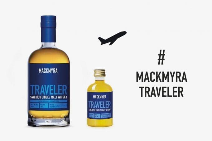SAS names Swedish whisky Mackmyra as it's official dram