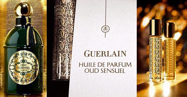 Guerlain Launches Unisex Oud Essentiel Fragrance Duty Free Hunter