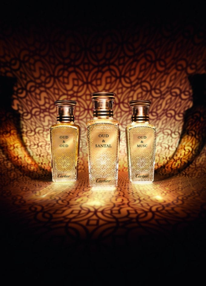 Cartier launches limited-edition oud travel fragrances for Ramadan