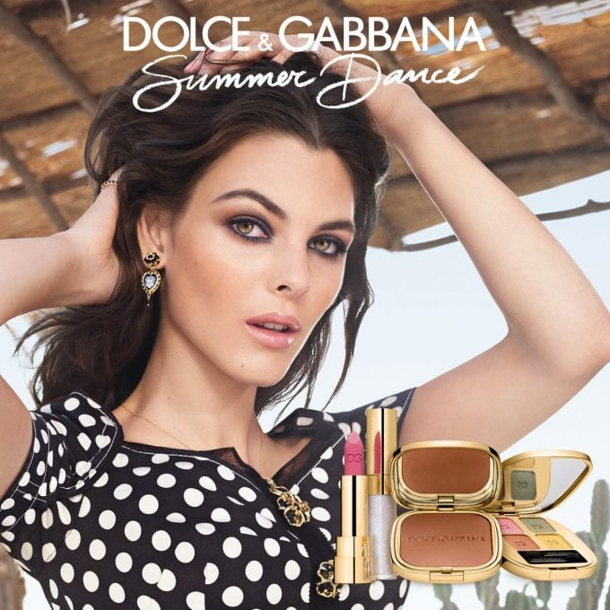 Dolce & Gabbana launches Summer Dance makeup collection
