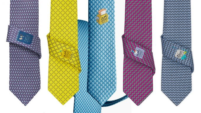 Hermès launches The Tie Society subscription service