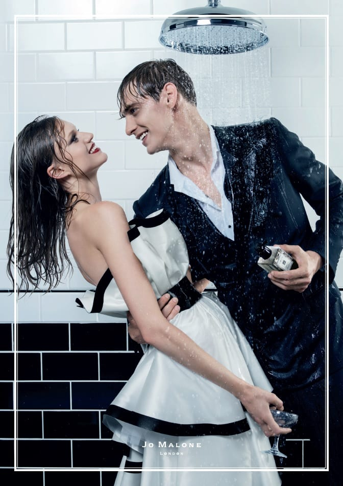 Scrub up well! Jo Malone unveils the perfect shower partner