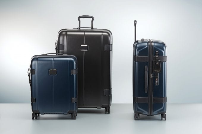 Tumi unveils new TLX range for European travellers