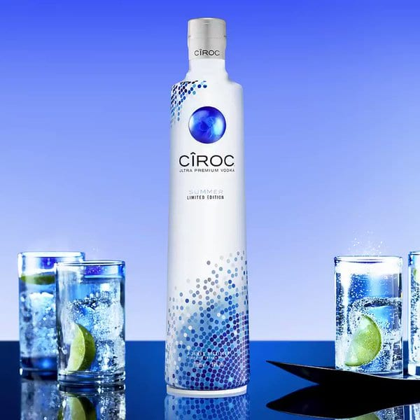 Cîroc launches Summer Limited Edition for 'the hottest people and places of the moment'