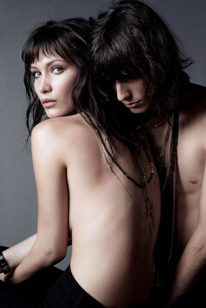 Bella Hadid rocks in new NARS beauty campaign