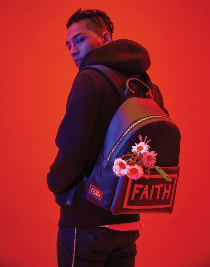 Fendi to launch capsule collection with K-pop star TaeYang