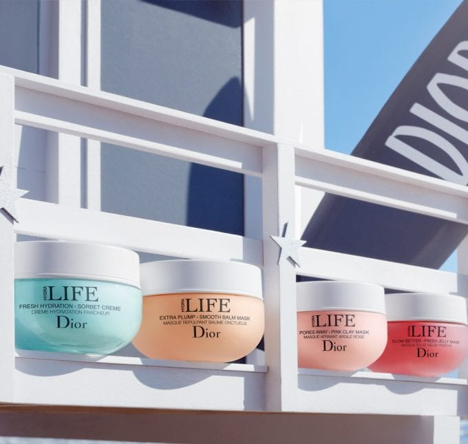 Dior gets fresh with new Summer Sorbet Skincare