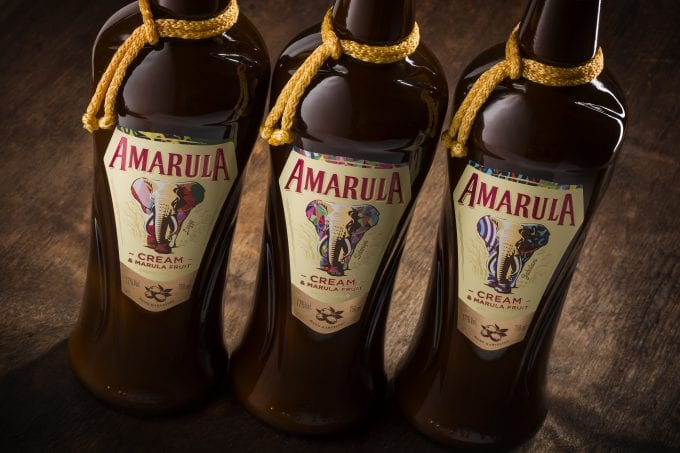 "Amarula creates 400,000 unique bottles for ""Name Them, Save Them"" Elephant campaign"