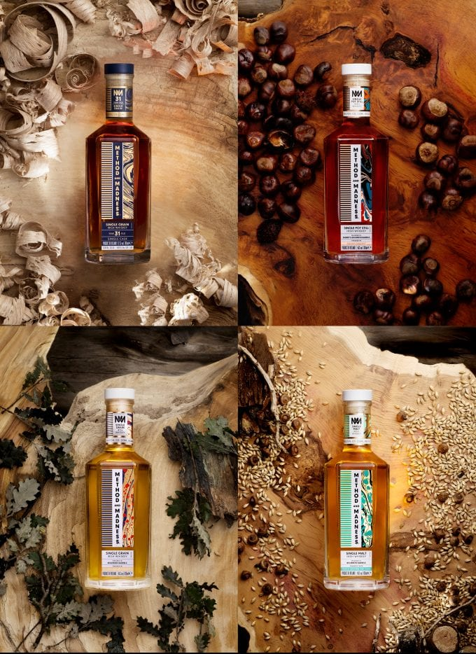 METHOD AND MADNESS – launching the next generation of Irish Whiskey