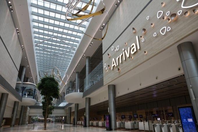 Singapore Changi Airport unveils new Terminal 4