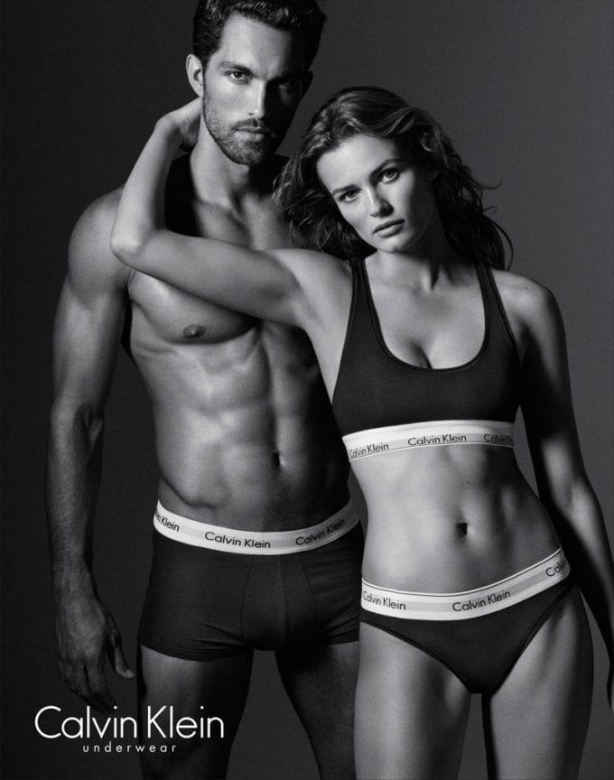 Calvin Klein Underwear debuts at Sydney Airport