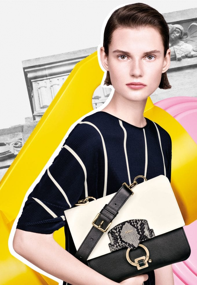 Furla unveils bold graphics in new campaign