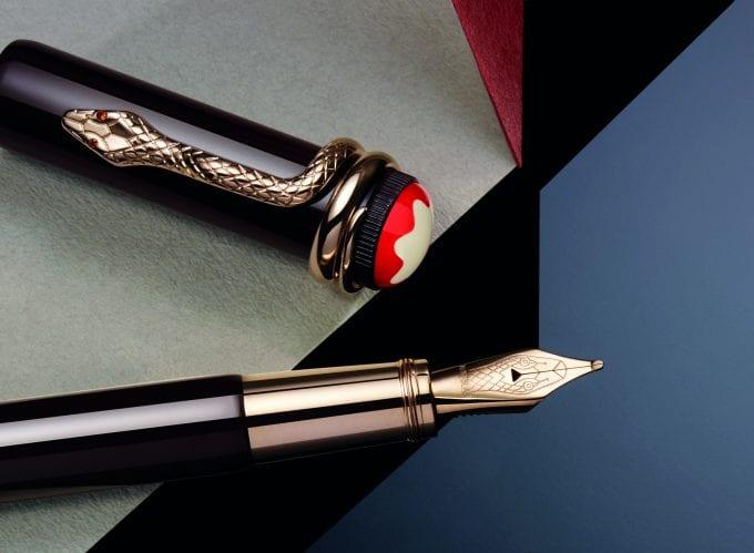 Montblanc unveils two new Rouge et Noir Limited Edition pens