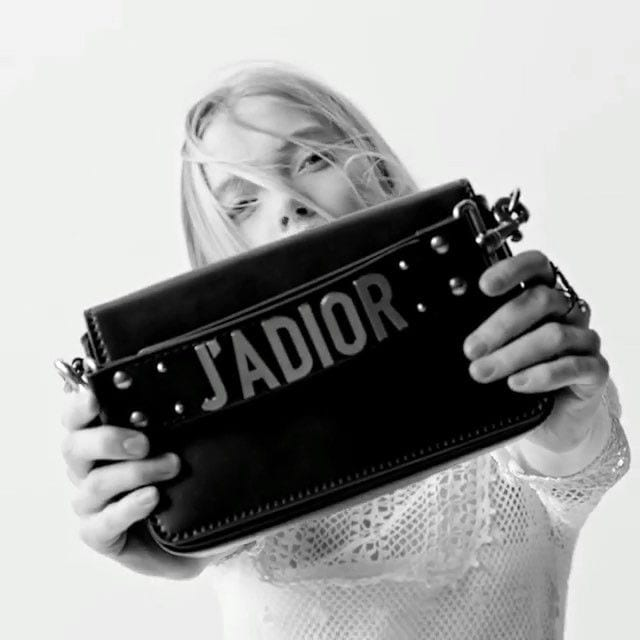 J'ADIOR bag sends Dior lovers in to a flap