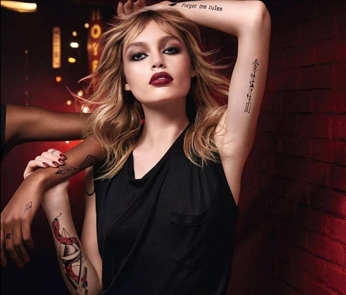 Leave your mark with the new YSL Tatouage Couture lipsticks