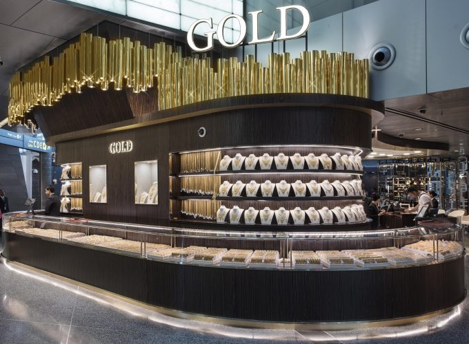 Third gold shop brings another class of duty free to five-star Hamad International Airport