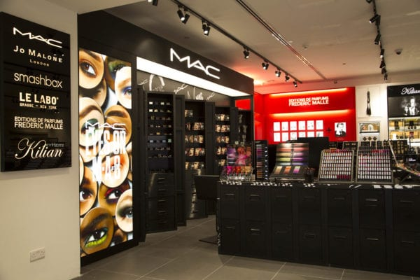 Abu Dhabi Duty Free and DFS open Estée Lauder beauty boutiques at AUH