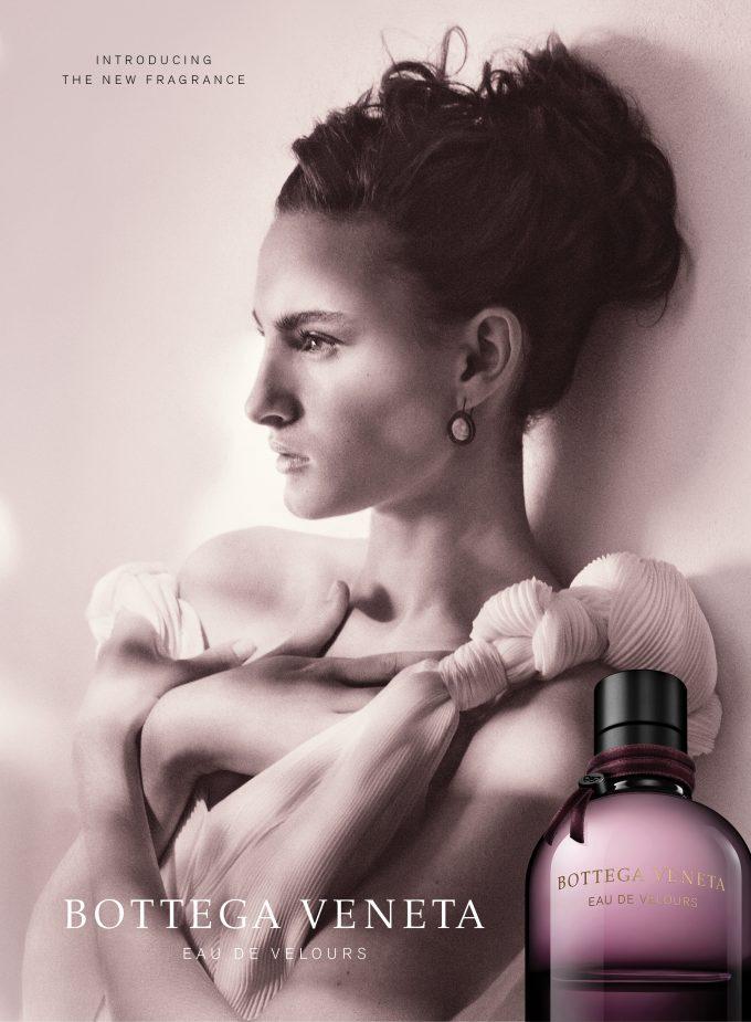 Bottega Veneta debuts Eau de Velours fragrance in duty-free