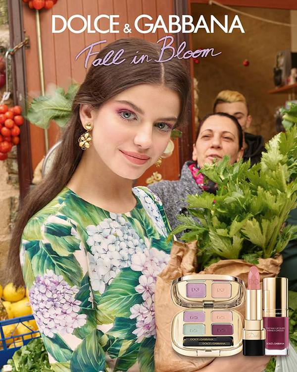 Dolce & Gabbana launches Bloom makeup collection