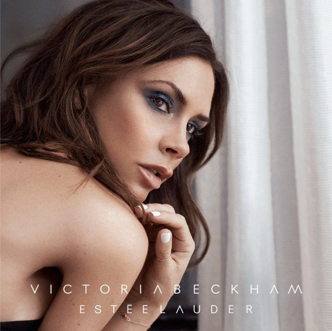 Victoria Beckham x Estée Lauder makeup is back